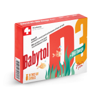 Babytol D3 + DHA kapsule a30
