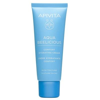 APIVITA Aqua Beelicious hidratantna krema bogate teksture 40ml
