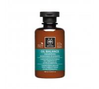 APIVITA Šampon za masnu kosu i vlasište sa mentom i propolisom 250ml