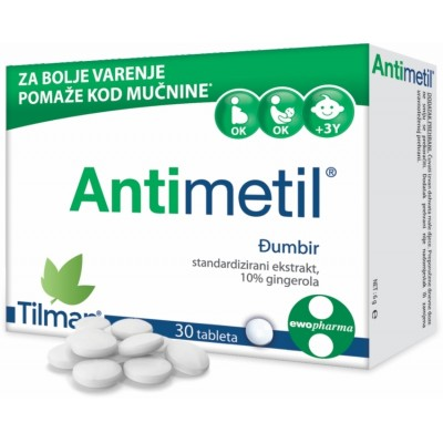 Antimetil ® tablete