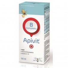Apivit® B kompleks sirup 100ml