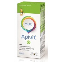 Apivit® Multi vitaminski sirup 100ml