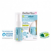 BetterYou DLux 400IU Vitamin D u spreju 15ml