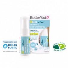 BetterYou DLux 400IU Vitamin D u spreju 15ml