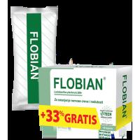 Flobian kapsule a30 + 33% GRATIS