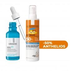 Hyalu B5 serum + Anthelios Dermo Pediatrics Sprej za djecu SPF50+ 200ml -50%