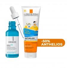 Hyalu B5 serum + Anthelios Dermo Pediatrics Mlijeko za djecu SPF50+ 250ml -50%