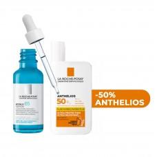 Hyalu B5 serum + Anthelios Shaka Fluid -50%