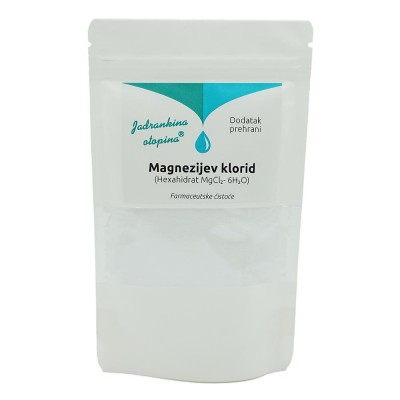 Jadrankina formula Magenzij hlorid hexahidrat u prahu 100g