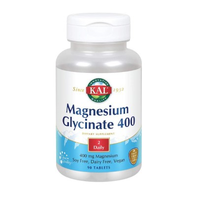 KAL Magnesium Glycinate 400mg a90