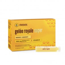 Medex Gelée Royale Super bočice 16 x 9 ml