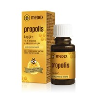 Medex Propolis alkoholne kapi 15ml