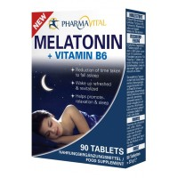 Melatonin + B6 tbl a90