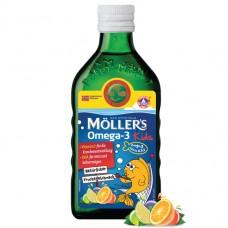 Moller's Omega-3 Kids 250ml