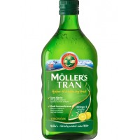 Moller's Omega-3 Citron 250ml