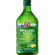 Moller's Omega-3 Citron 250ml