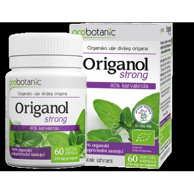 Origanol strong Probotanic cps a60