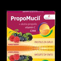 PropoMucil ® pastile šumsko voće a24