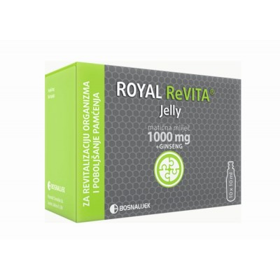 Royal Revita Jelly ampule a10