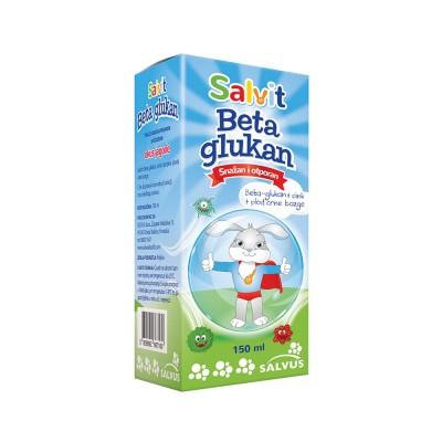 Salvit Beta Glukan 150ml