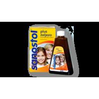 Sanostol + Fe sirup 230ml