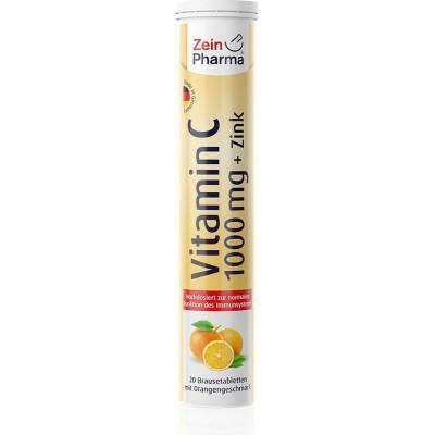 Vitamin C 1000mg + Zink eff a20 Zein Pharma