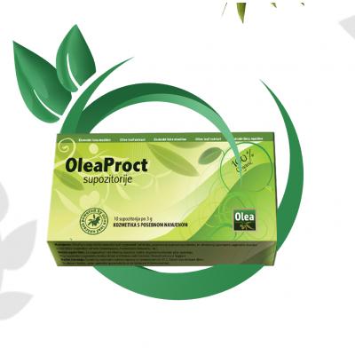 OleaProct supozitorije
