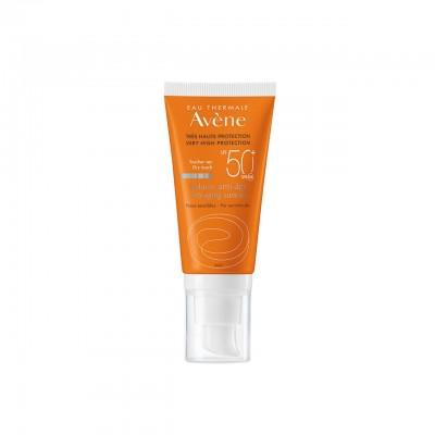 AVENE Sun Anti-aging zaštita od sunca SPF50+ 50ml