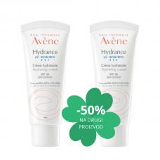 AVENE Hydrance UV Riche krema SPF30 DUO PACK 2x40ml
