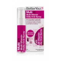 BetterYou MultiVit vitamini u spreju 25ml