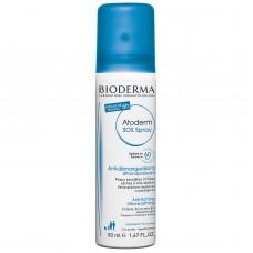 Bioderma Atoderm SOS sprej protiv svrbeža 50ml