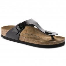 BIRKENSTOCK Gizeh sandale Black Patent