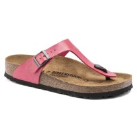 BIRKENSTOCK Gizeh sandale Graceful Raspberry
