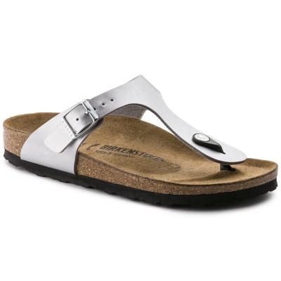 BIRKENSTOCK Gizeh sandale Silver