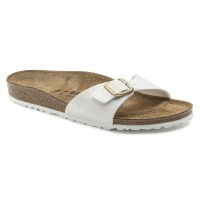 BIRKENSTOCK Madrid papuče Animal Facination Offwhite