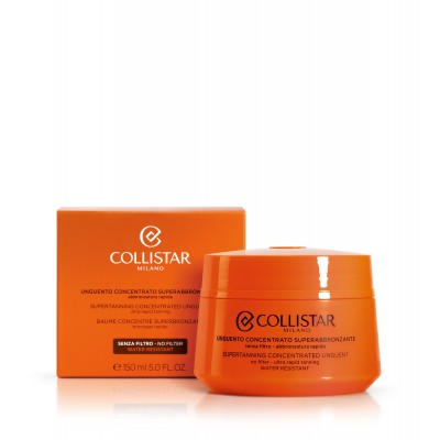 COLLISTAR Sun Supertanning Concentrated Unguent 150ml