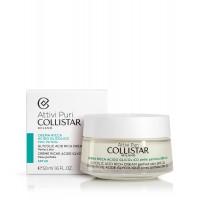 COLLISTAR Pure Actives Glycolic acid bogata krema 50ml