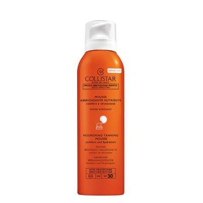 COLLISTAR Sun Nourishing tanning mousse SPF30 200ml