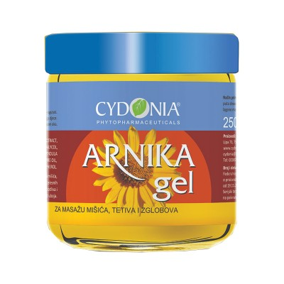 Arnika gel 250ml Cydonia