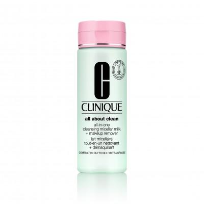 CLINIQUE All about clean micellar milk za masnu kožu 200ml