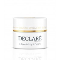 Declare Stress Balance 5 secrets night cream 50ml