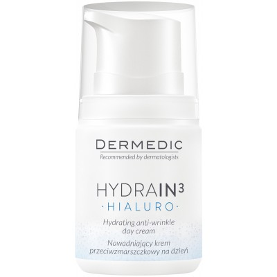 DERMEDIC Hydrain3 hidratantna antiage krema 55ml