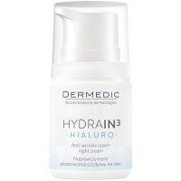 DERMEDIC Hydrain3 noćna obnavljajuća krema 55ml