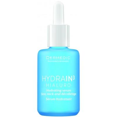 DERMEDIC Hydrain3 hidratantni serum 30ml