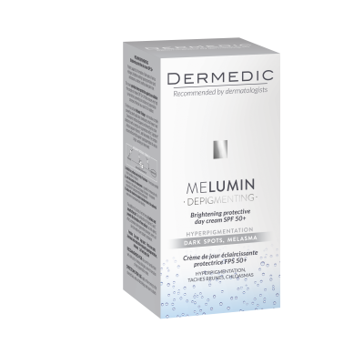 DERMEDIC Melumin zaštitna dnevna krema SPF50+ 55ml