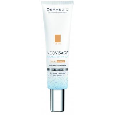 DERMEDIC Neovisage hidratantna podloga za lice SPF50+ Sand 30ml