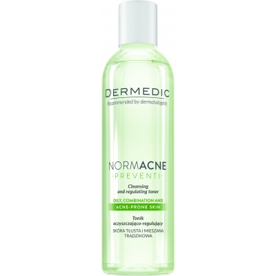 DERMEDIC Normacne tonik za čišćenje lica 200ml