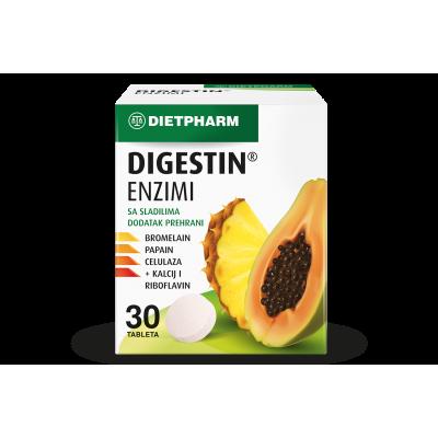 Digestin ® enzimi tablete