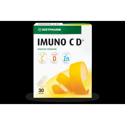Imuno C D ® kapsule a30