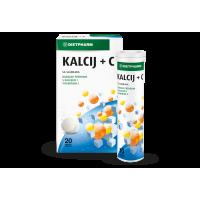Kalcij + C šumeće tablete